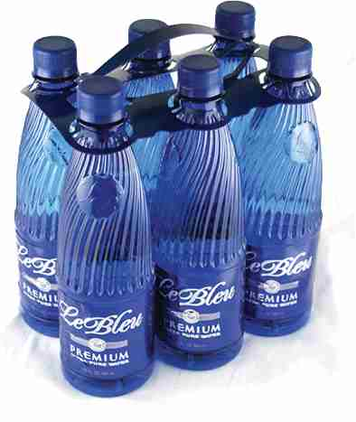 le bleu water delivery